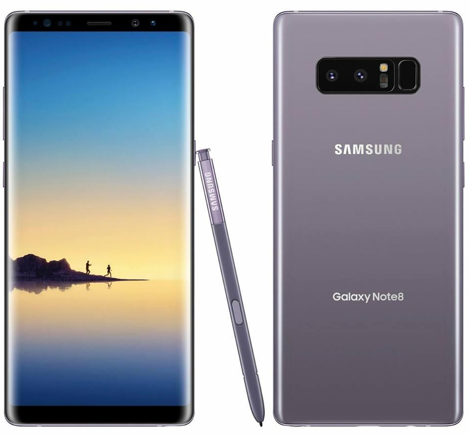 新一代頂級旗艦Samsung Note 8發表 @basic的生活日記