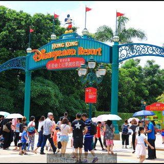 [港澳旅遊]香港五日遊第三天–小孩最喜歡的迪士尼樂園+廟街 @basic的生活日記