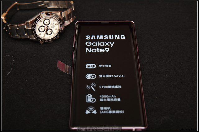 筆較厲害-Galaxy Note9開箱完整評測(藍牙搖控S Pen , 防水 , 智慧場景辨識 , 雙鏡頭 , 雙光圈)