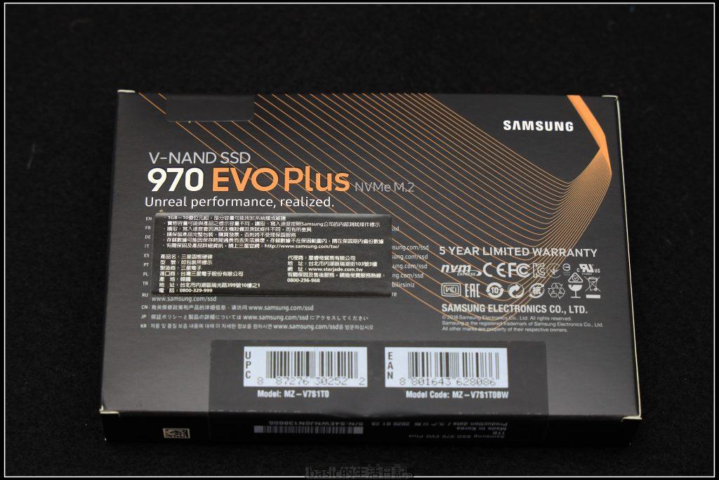 幫ROG ZEPHYRUS G14換上Samsung 970 EVO PLUS , 如虎添翼