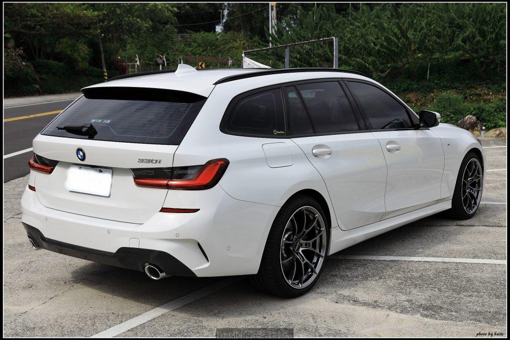 BMW G21 330i換框囉,Rays G025 FD色鍛造輕量框分享+推薦好店家–制動改