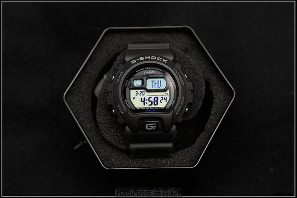 Casio g-shock gb-6900b藍牙手錶分享 @basic的生活日記
