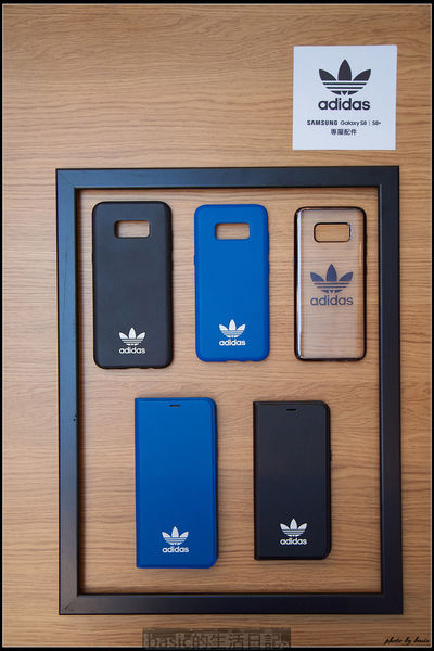 nEO_IMG_Adidas design for Samsung S8 I S8+專屬配件